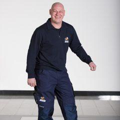 Henryk Slusarzyk<br> Obermonteur & Fliesenleger<br>seit 2014 bei Zorko