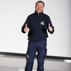 Zdenko Elinger<br>Obermonteur<br>seit 1986 bei Zorko
