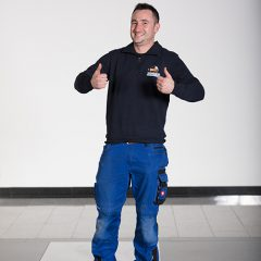 Steffen Brodnik<br>Kundendiensttechniker<br>seit 2018 bei Zorko