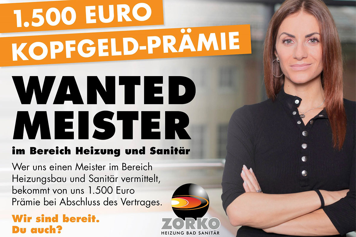 MEISTER WANTED!