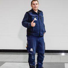 Zeljko Herzeg<br>Monteur & Rohrreiniger<br>seit 2018 bei Zorko