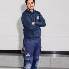 Aimal Kabiri<br>Monteur<br> seit 2016 bei Zorko