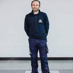 Nikola Sekalec<br>Monteur<br>seit 2020 bei Zorko