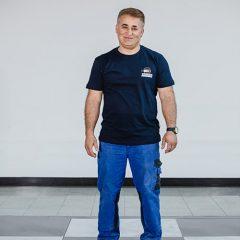 Orhan Isgören<br>Elektromeister<br>seit 2020 bei Zorko