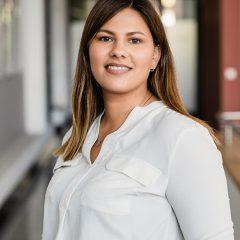 Hanan Al-Khaldi<br>Kundendienstmanagerin<br>seit 2020 bei Zorko