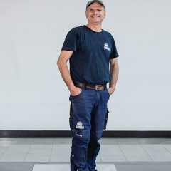 Dorel Bradean<br>Fliesenleger<br>seit 2020 bei Zorko