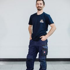 David Logaric<br> Obermonteur<br>seit 2020 bei Zorko
