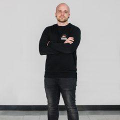 Philipp Huber<br>staatl. geprüfter Techniker<br>seit 2020 bei Zorko