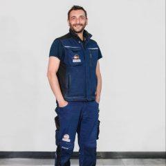 Lovro Anicic<br>Obermonteur<br>seit 2020 bei Zorko
